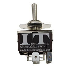 Industec 20 A Motor Polarity Reversing Momentary Toggle Switch W Jumpers 3 Pos