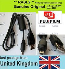 Cable Usb Original Fujifilm FinePix J120 J110W J150W Z10FD Z30 Z33WP S8000FD F20