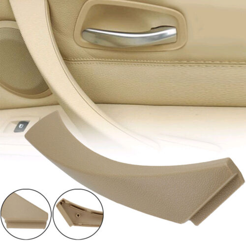 BMW E90 51416971290 Right Inner Door Handle Outer Panel Trim Cover For 2006-2012