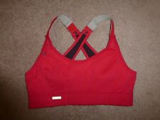 d4a22a9537 item 8 Lole women s red black stretch criss cross-back back-closure sports  bra Sz XS -Lole women s red black stretch criss cross-back back-closure  sports ...