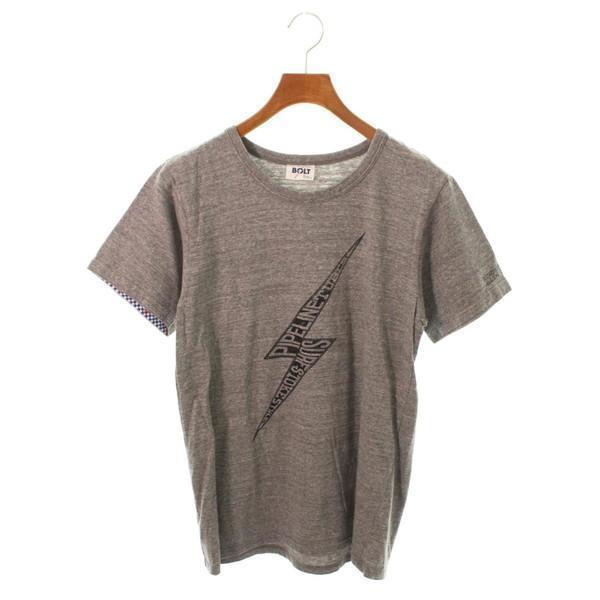 Lightning Bolt T-Shirts  405114 Grau
