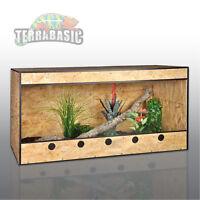 Osb Terrarium 100 X 50 X 50 Cm, Frontbelüftung, Holz