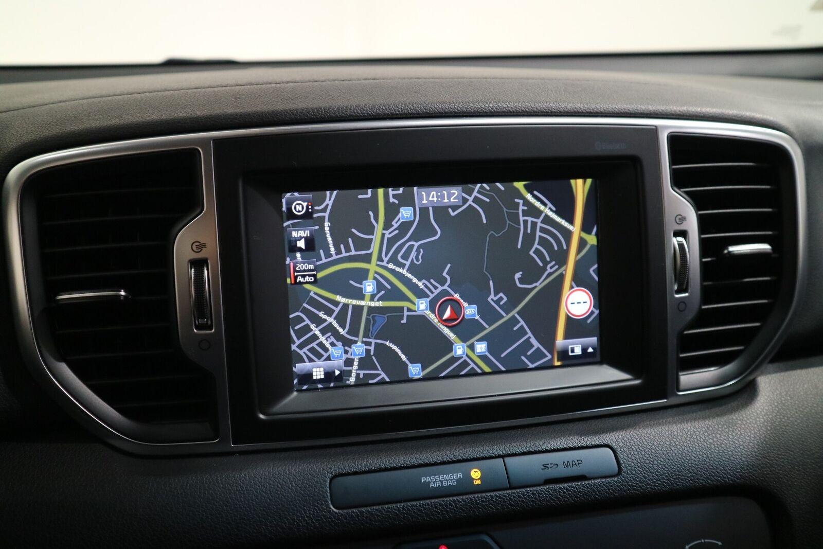 Kia Sportage 1,7 CRDi 115 Advance - billede 8