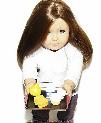 Red Computer Tablet Eraser 18 in Doll Clothes Accessory Fits American Girl Boy