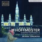 Klaviersonaten Vol.3 von Biliana Tzinlikova (2015)