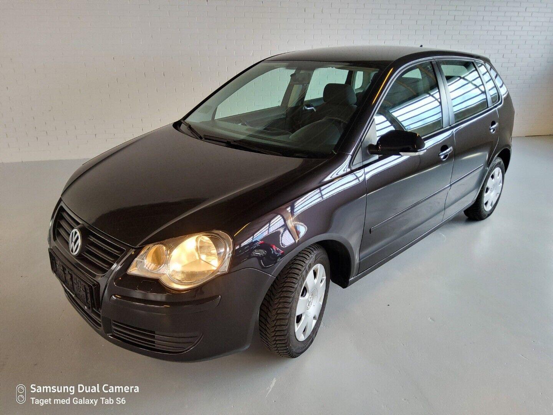 VW Polo 1,4 75 Fresh 5d - 39.900 kr.
