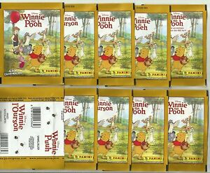 2013-PANINI-Disney-039-s-Winnie-The-Pooh-10-Sealed-Packets