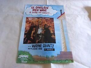 Wayne-County-Publicidad-de-Revista-Publicidad-Vintage-70-039-S-Storm-The-Gates