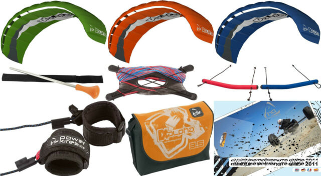 HQ Power Kite Lerndrachen Flugmatte Zugmatte Trickdrache Sports Kite