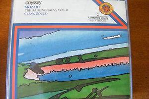 CD-Mozart-The-Piano-Sonatas-Vol-II-Glenn-Gould-2-Discs-In-Fat-Case