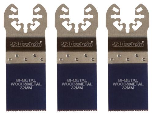 Multifunktionswerkzeug Sägeblatt Universal BiMetall für AEGPremium Qualität