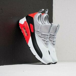 Détails sur Nike Air Max 90 EZ Infrared Pure PlatinumLoup Gris Noir Taille UK 7.5 EUR 42 afficher le titre d'origine