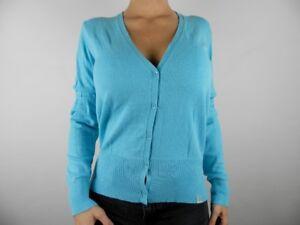 Gr Cardigan Neo New Femmes l Pour Veste Tricot En Adidas Bleu gv7yIYbf6m