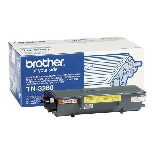 Lasertoner, Brother, TN3280