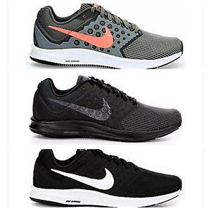 Zapatos puros para hombres, negro / negro / gris, 10 D US