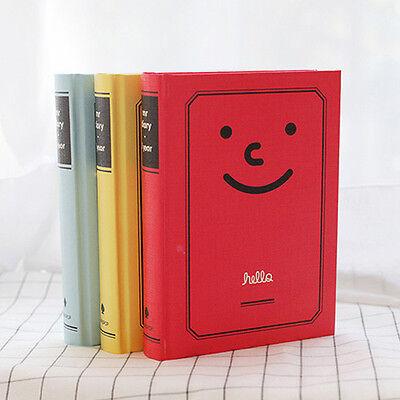 New Planner Scheduler Organizer Journal Book _2NUL_ mr.diary 1year ver.6 Undated