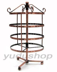 Business & Industrie 30cm,drehbar 100% Wahr Ständer Für Ohringe Mit 4 Ebenen,metall Juwelier- & Uhrmacherbedarf