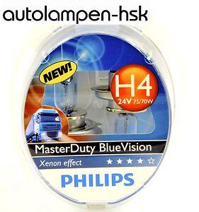 PHILIPS-H4-24V-MasterDuty-MASTER-Duty-BLU-VISIONE-2-pz-OFFERTA-TOP