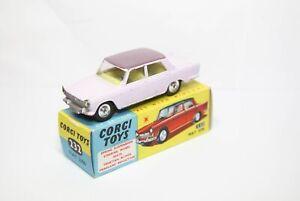 Corgi-232-Fiat-2100-En-Su-Caja-Original-Excelente-Vintage-Original-Modelo-1960s