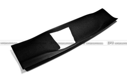 UK Spoiler Wing Blade For Nissan Skyline R33 GTR  AS Style Shibi Devil Carbon
