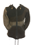 Fleece Lined Thick Wool Zip Up Jumper with Pixie Hood Hippy Warm Winter Jacket
