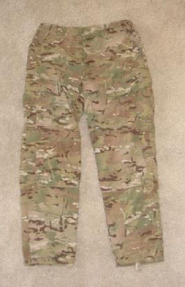 US Army OCP Military pants Multicam ACU Uniform Tarnhose Hose pants Large Long