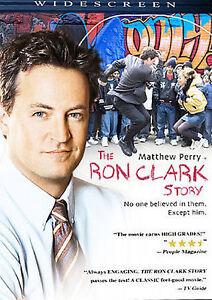 The-Ron-Clark-Story-Good-DVD-Matthew-Perry-Ernie-Hudson-Melissa-De-Sousa-Ha