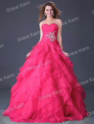 Maternity Wedding Bridesmaid Quinceanera Prom Dresses Evening party Ball Gowns 1