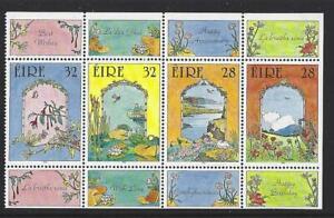 IRELAND-1992-GREETINGS-STAMP-SET-4-UNMOUNTED-MINT-MNH