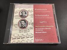 Rubinstein: Piano Concerto No. 4; Scharwenka: Piano Concerto No. 1 (CD, Hyperion