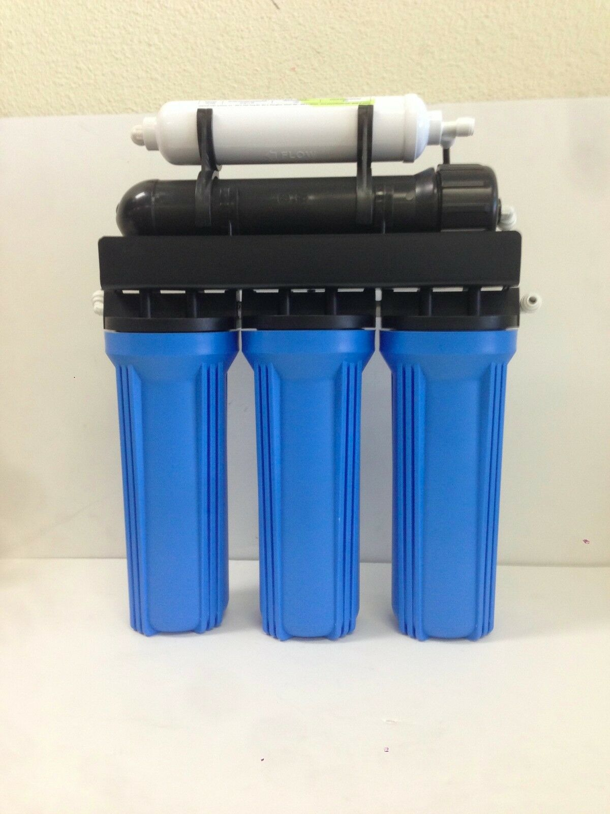 Premier Reverse Osmosis water filter 5 stage Core System Low Pressure USA