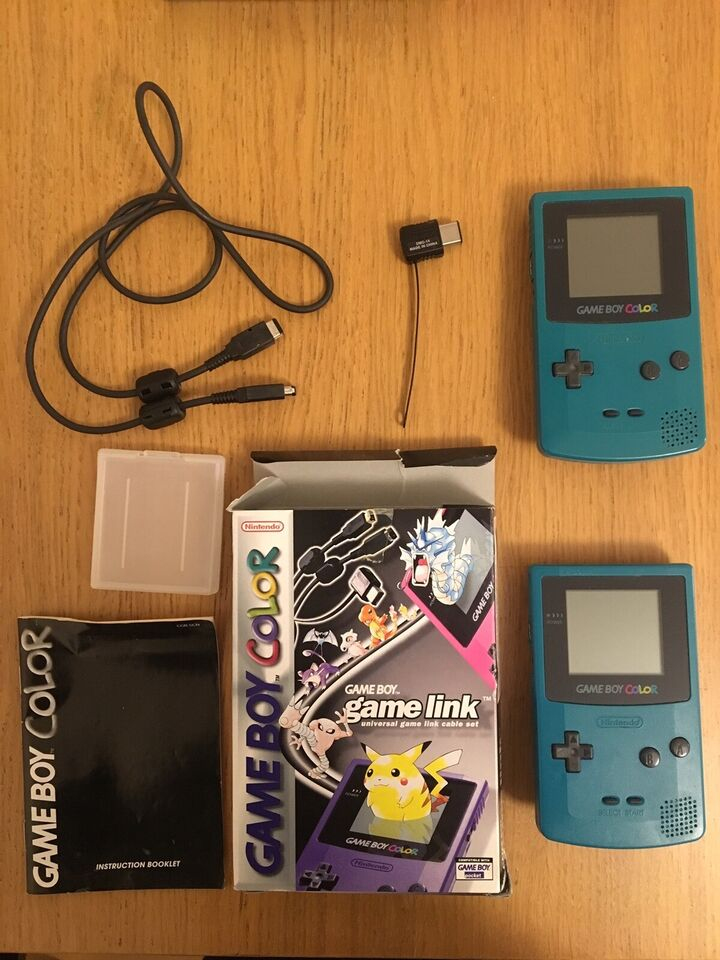Nintendo Game Boy Color, CGB-001, Perfekt