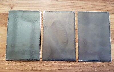 Mild Steel Plates 150mm x 100mm x 3mm X4.