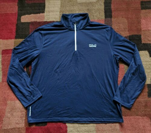 Polo Sport Ralph Lauren Half-Zip ThermoVent Pullov