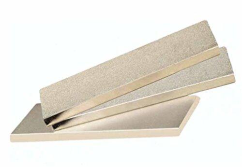 Ultra Sharp Ii Diamond Sharpening Stone Kit Coarse Medium Extra Fine Sharpens