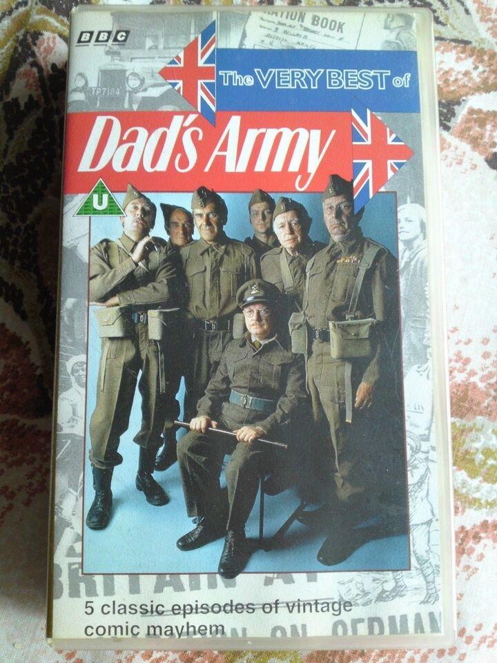 Komedie, Dad's army
