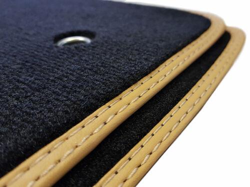 Matten Fußmatten JAGUAR XK8 Coupe Autoteppiche Original Qualität Velours Teppich
