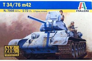 ITALERI-7008-1-72-T-34-76-m42