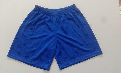 Footex 10 Pantaloncino Calcio Calcetto Misura L Col.azzurro Poliestere Jaquard Distintivo Per Le Sue Proprietà Tradizionali