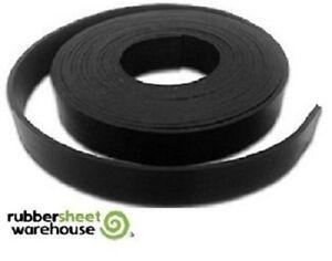 "Neoprene Rubber Sheet Strip 1//4/"" Thick x 6/"" wide x 10/' feet long FREE SHIPPING"