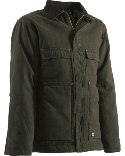 CH377ODT Berne Original Washed Chore Coat Tall Sizes