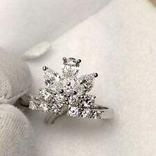 18ct White Gold Natural Untreated Diamond VS/G Ring