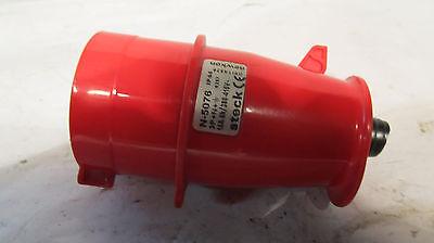 newkon  Connector Plug Pin and Sleeve 16A-6H 380-440V 5 Pole 3p+n+t osarj721