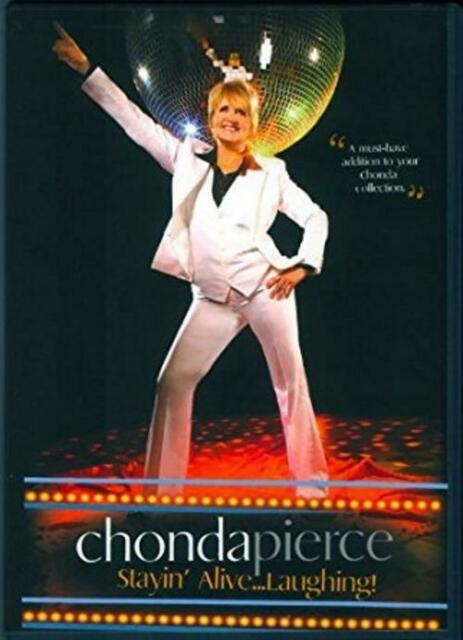 Chonda Pierce - Stayin Alive... Laughing (DVD, 2007) NEW