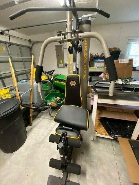 Golds Gym Home Gym Manual
