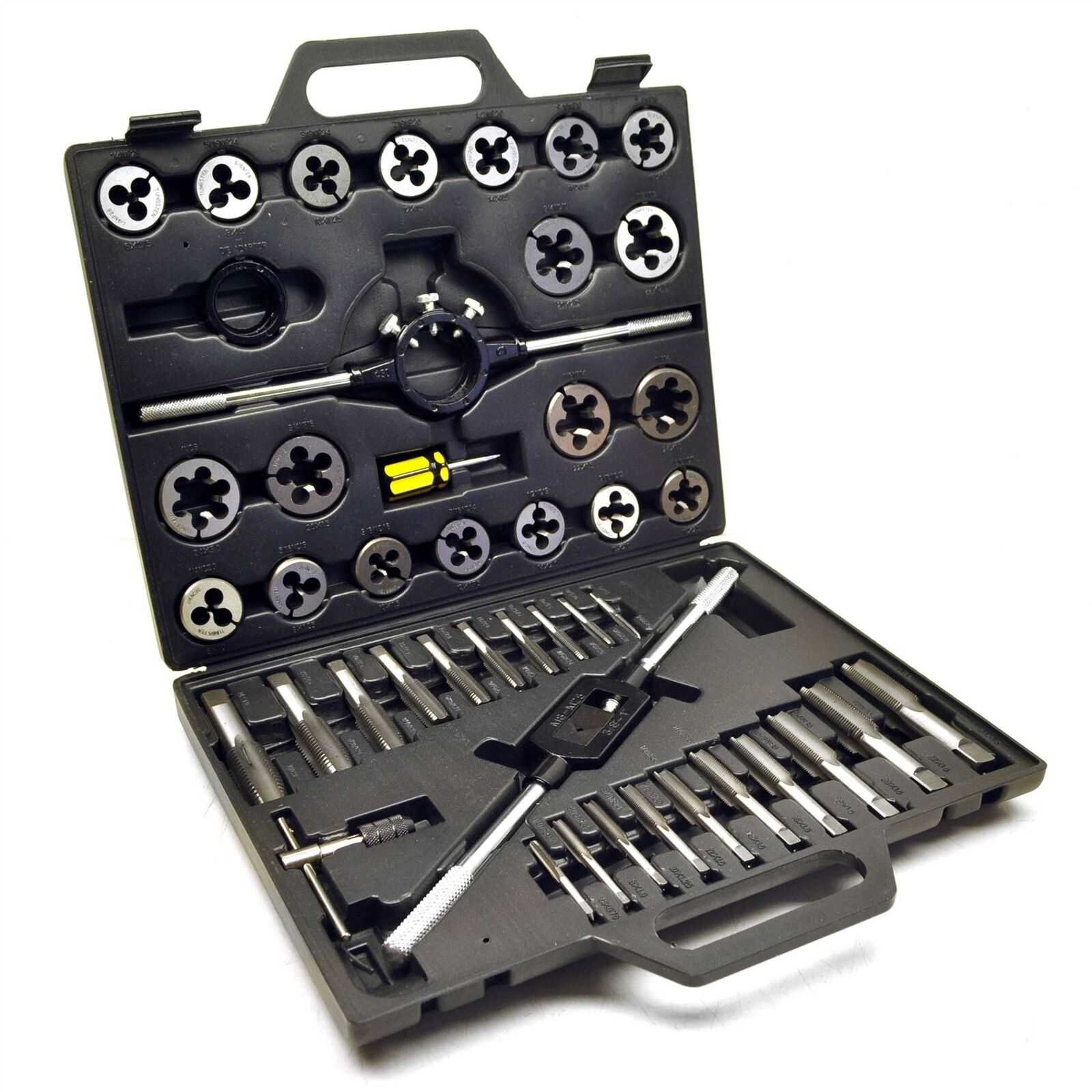 AF / imperial / unf - unc tap and die set 45pcs by US Pro tools AT223
