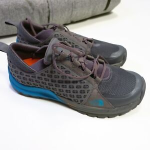 100-North-Face-Men-039-s-Mountain-Sneaker-Size-9-Grey-Blue-NEW-Style-NF0A32ZU