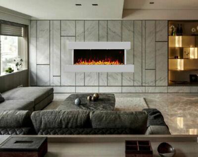 Decorative LED Electric Fireplace
