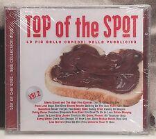 TOP OF THE SPOT 2010 VOL. 2 CD NUOVO SIGILLATO NEW