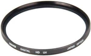 Bower-52mm-UV-Glass-Filter-Ultra-Violet-Filter-for-Nikon-50mm-f-1-8D